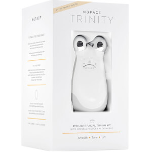 NuFACE Trinity + Trinity Wrinkle Reducer Attachment Set (Worth $474)