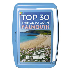 Top Trumps Card Game - Falmouth Edition