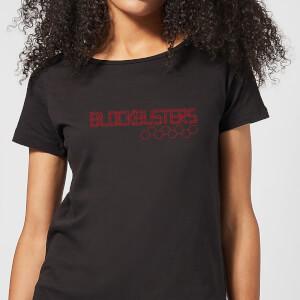 Blockbusters Logo Women's T-Shirt - Black