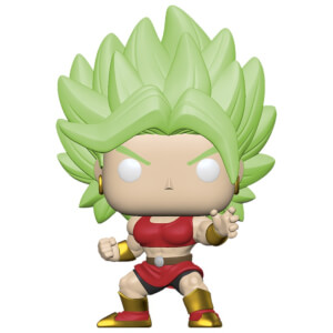 Dragon Ball Super - Super Saiyan Kale Figura Funko Pop! Vinyl