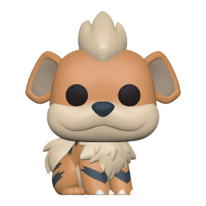 Pokemon Growlithe Pop! Vinyl Figure
