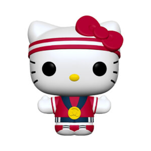 Sanrio Hello Kitty Gold Medal Funko Pop! Vinyl