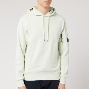 C.P. Company Men's Pop Over Hoody - Frost