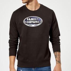 Family Fortunes Logo Sweatshirt - Black