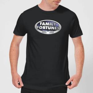 Family Fortunes Logo Men's T-Shirt - Black