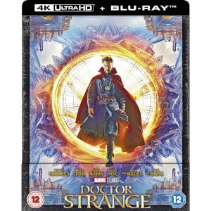 Exclusivité Zavvi - Doctor Strange - 4K Ultra HD