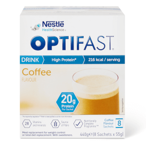 OPTIFAST Shakes - Coffee - Box of 8