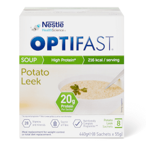 Soupes OPTIFAST - Saveur Poireaux et Pommes de Terre