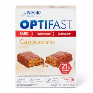 Barres OPTIFAST - Saveur Cappuccino