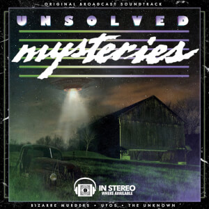 Terror Vision - Unsolved Mysteries Vol.2 2x Colour LP