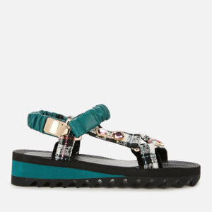 Kurt Geiger London Women's Orion Flat Sandals - Multi/Other