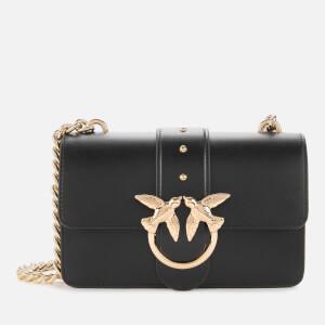 Pinko Women's Mini Love Shoulder Bag - Black