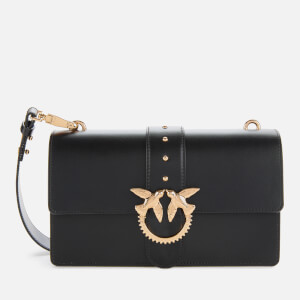 Pinko Women's Classic Love Shoulder Bag - Black