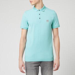 BOSS Hugo Boss Men's Passenger Polo Shirt - Turquoise/Aqua