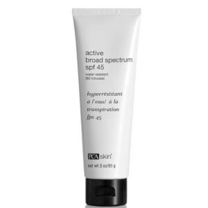 PCA SKIN Active Broad Spectrum Water Resistant SPF45 Cream 3oz