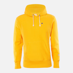 Champion Men's Hoody - Orange