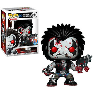 DC Comics Lobo Bloody EXC Pop! Vinyl Figure