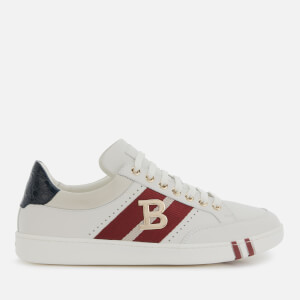 Bally Men's Wilsy Trainers - White