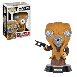 Star Wars Zuckuss EXC Pop! Vinyl Figure