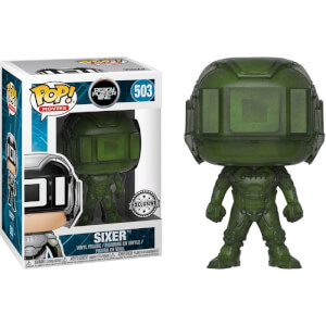 Ready Player One Sixer (Jade) EXC Pop! Vinyl Figure