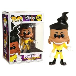 Disney Goofy Movie Powerline EXC Pop! Vinyl Figure