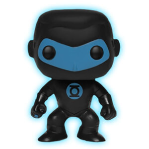 DC Comics Justice League Green Lantern Silhouette GITD EXC Pop! Vinyl Figure