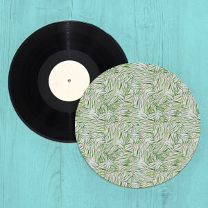 Covered In Reeds Turntable Slip Mat