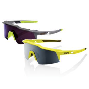 100% Speedcraft SL Sunglasses with Mirror Lens
