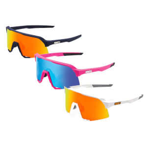 100% S3 Sunglasses with HiPER Multiplayer Mirror Lens