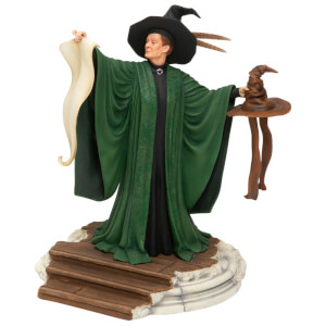 Wizarding World Of Harry Potter Professor Mcgonagall Year One Figurine