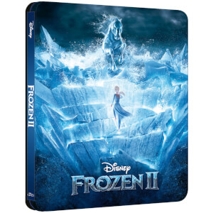 Exclusivité Zavvi : La Reine des Neiges 2 - Steelbook 3D (Blu-ray 2D Inclus)