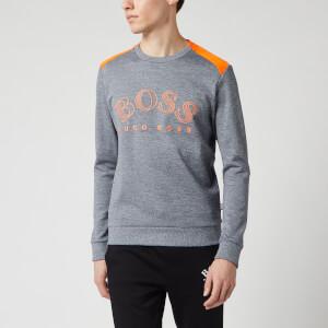 BOSS Hugo Boss Men's Salbo Sweatshirt - Grey