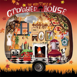 Crowded House - The Very Very Best Of Crowded House 2xLP
