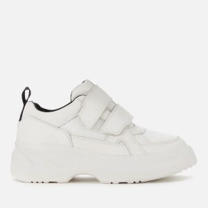 Vagabond Women's Indicator 2.0 Chunky Trainers - White