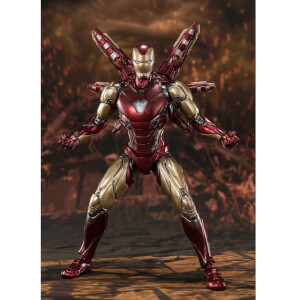 Bandai Tamashii Nations Avengers: Endgame S.H. Figuarts Action Figure Iron Man Mk 85 (Final Battle) 16 cm