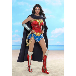 Figurine Articulée Wonder Woman (Version bande dessinée) - Justice League - DC Comics - Hot Toys