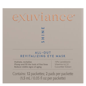 Exuviance All-Out Revitalizing Eye Mask