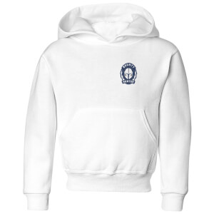 The Mandalorian Bounty Hunter Kids' Hoodie - White