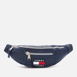 Tommy Jeans Men's Heritage Bumbag - Black Iris