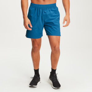 Pantaloncini Woven Training - Blu aviatore