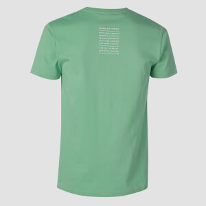 T-shirt Rest Day Slogan - Verde prato