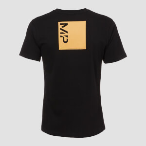 Camiseta Rest Day Coordinates - Negro