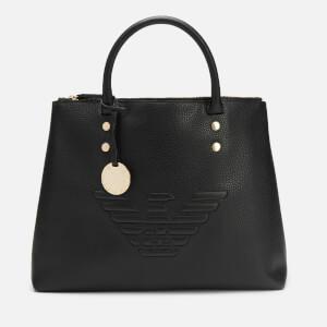 Emporio Armani Women's Roberta Shopping Bag - Black