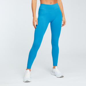 Power Leggings - Sea Blue