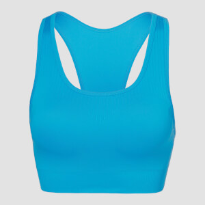 MP Women's Shape Seamless Ultra Sports Bra - Deep Lake