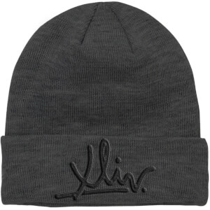 How Ridiculous XLIV Embroidered Grey Beanie