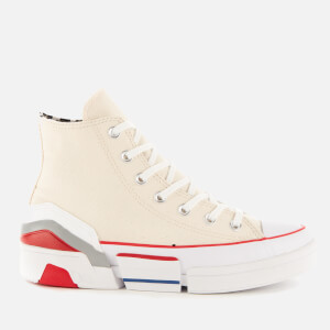 Converse Women's Cpx 70 Hi-Top Trainers - Egret/White/University Red