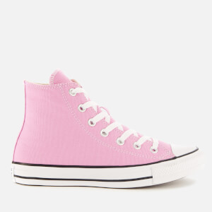 Converse Women's Chuck Taylor All Star Seasonal Hi-Top Trainers - Peony Pink