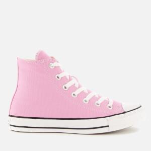 Converse Women's Chuck Taylor All Star Seasonal Hi-Top Trainers - Peony Pink