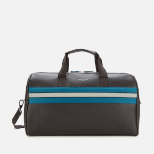 Ted Baker Men's Empress Webbing Holdall - Xchocolate